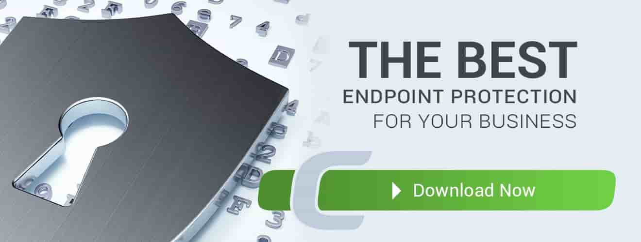 Endpoint antivirus software