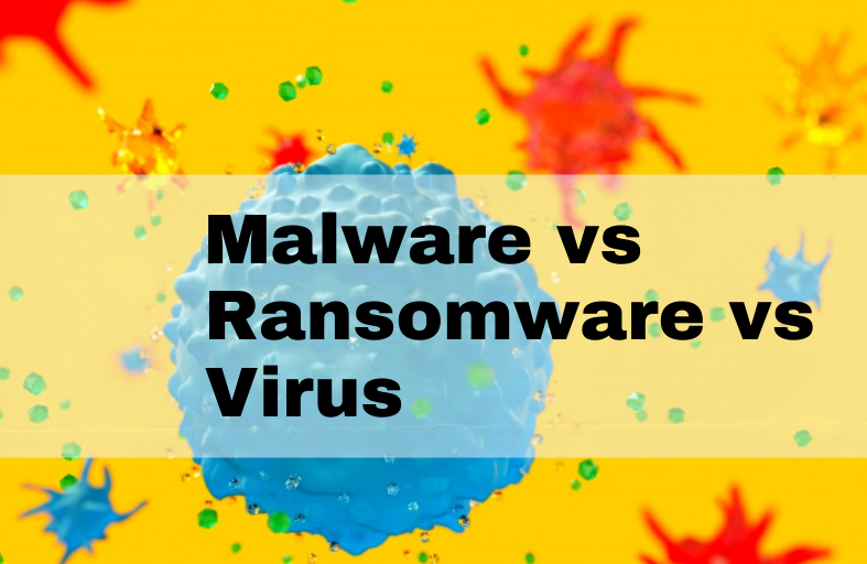 Difference Between Malware and Ransomware?