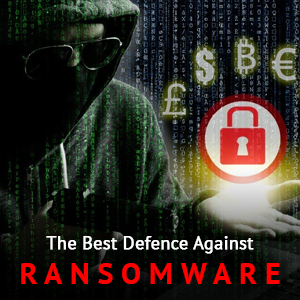 Best Defense Against Ransomware