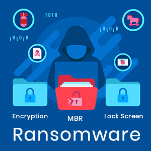 Different Types of Ransomware