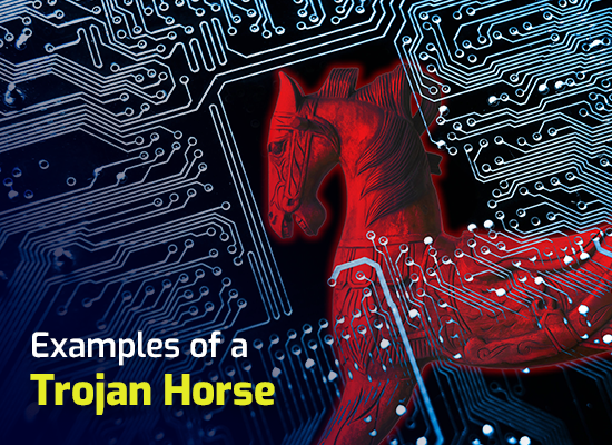 Different Examples of a Trojan Horse | Types of Trojan Horse