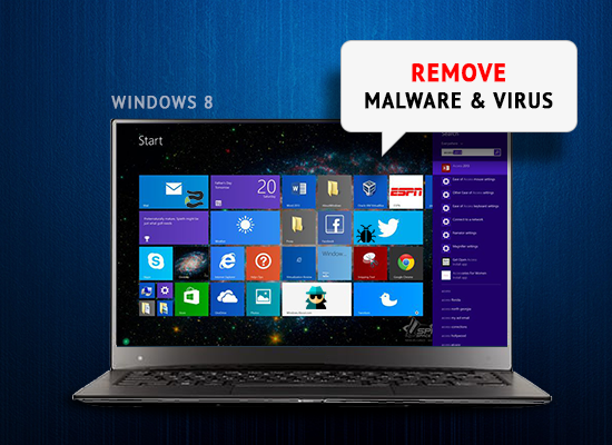 How To Remove Malware Virus From Windows 8