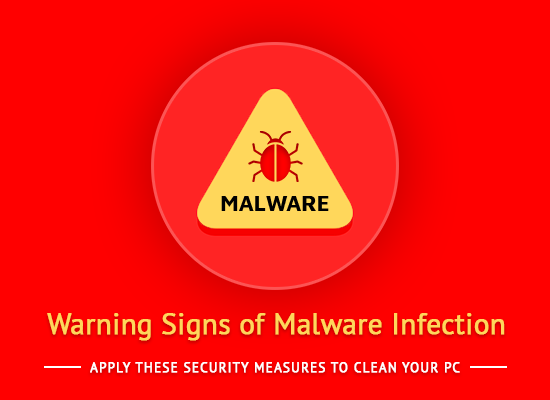 Signs Of Malware Infection
