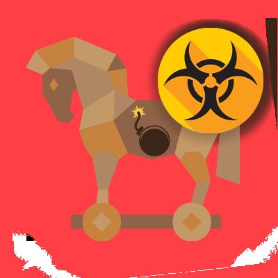"""Image result for trojan virus logo"""""""